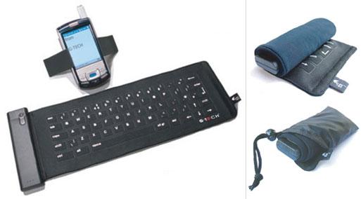 Wireless Fabric Keyboard
