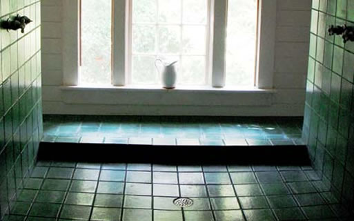 Hand Glazed Tile