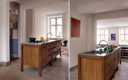 Hansen Instant Kitchen