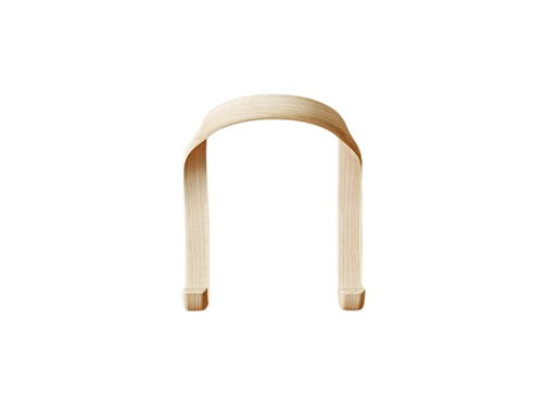 Hay Ash Wood Wall Hook