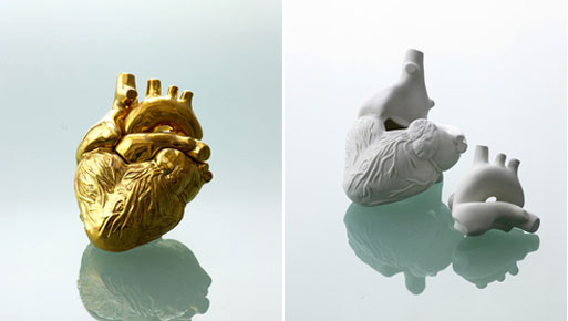 Heart by Renate Hattinger Keramik