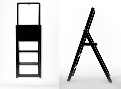 Hi-Gloss Stepladder