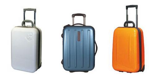 Hideo Trolley/Luggage