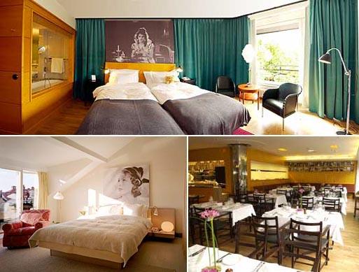 Hotel Rival- Stockholm, Sweden