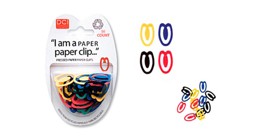 I am a Paper Paper Clip