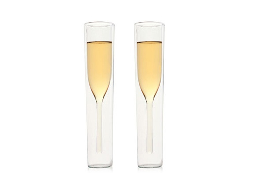 InsideOut Collection Champagne Glass