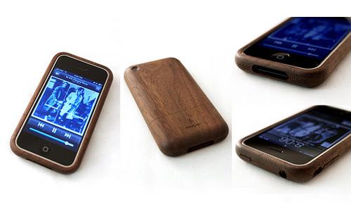 iWood iPhone Case