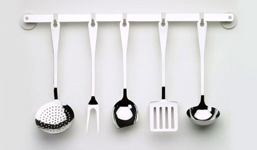 Jasper Morrison Kitchen Utensil Set