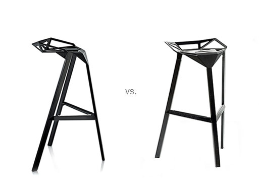 Stool One vs. Kaysa