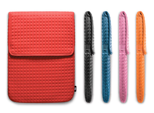 Lacie Formoa and Coat Netbook Cases