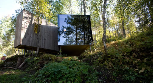 Landscape Hotel by Jensen and Skodvin Architects