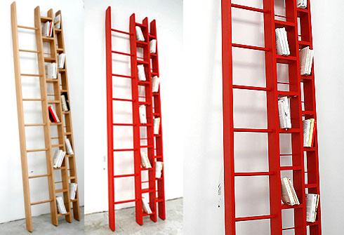 Red Hô bookcase