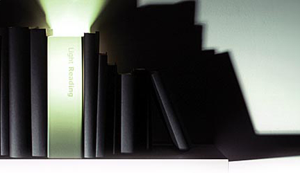 Light Reading by Sam Johnson