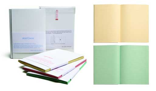 Linkable Lined Notebook