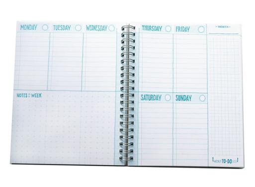 Little Otsu Weekly Planner