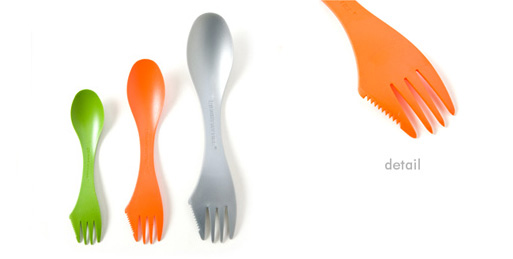 Spork – The Perfect Outdoor Eating Utensil