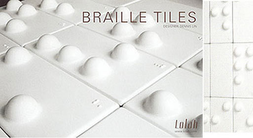 Braille Tiles