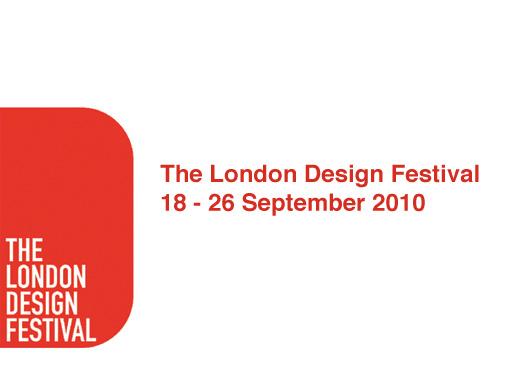 London Design Festival 2010