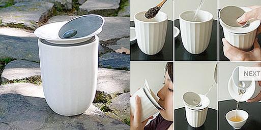Lotus Teacup