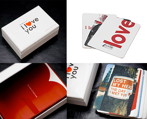 Box of Love Postcards