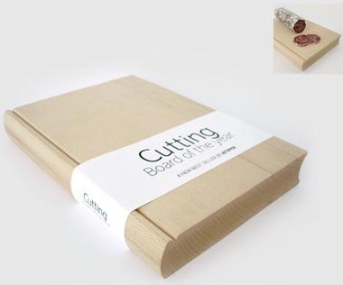 Book Cutting Board