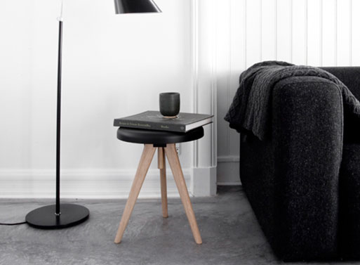 Flip Around Stool/Table