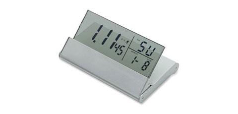 Travel Alarm Clock by MUJI