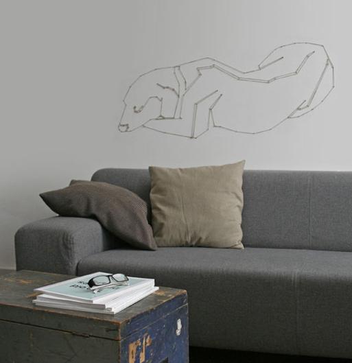 Masterpieces Pattern Hund