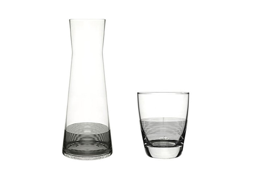 Meeting Carafe and Glasses