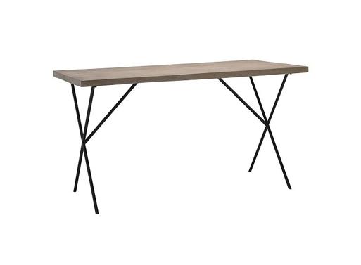 Metal Truss Work Table