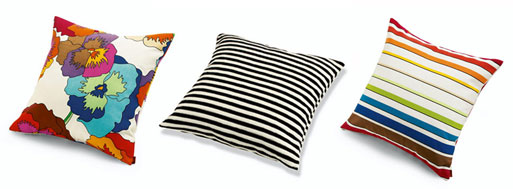 Missoni Pillows