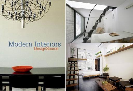 Modern Interiors DesignSource