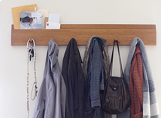 Muir Wall Coat Rack