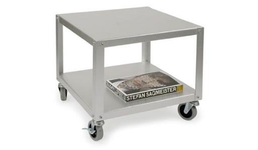 Muji Aluminum Side Table