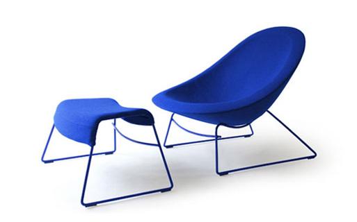 Mute Chair Blue