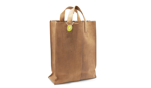 MyPaperBag (Leather)