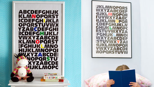Name Posters