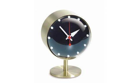 Nelson Night Desk Clock
