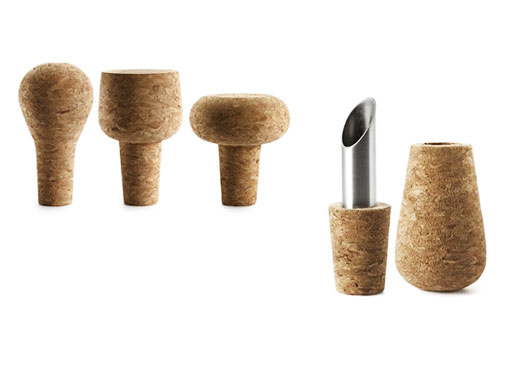 Wine Cork Stoppers and Pourer