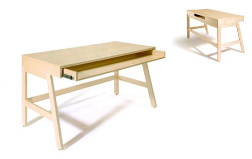 Offi Trundle Desk