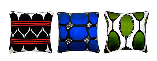 One Thread Pillows