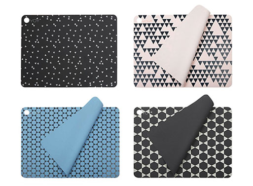 OYOY Silicone Placemats 