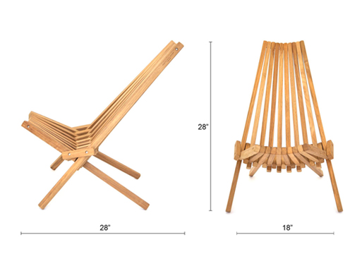 Panamericana Chair dimensions