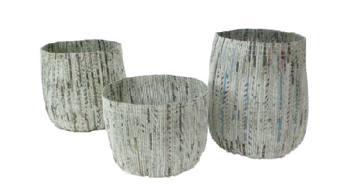 Chronicle Baskets