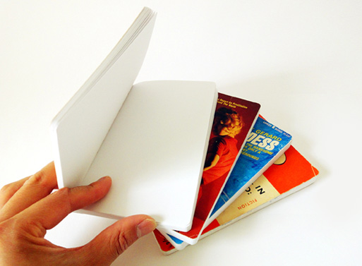 Paperback Notebooks