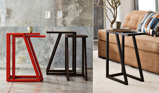 parallel nesting tables