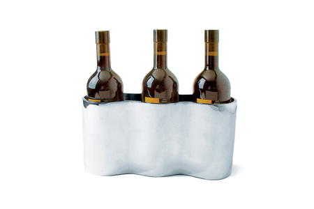 'Party Time' Wine Bottle Holder
