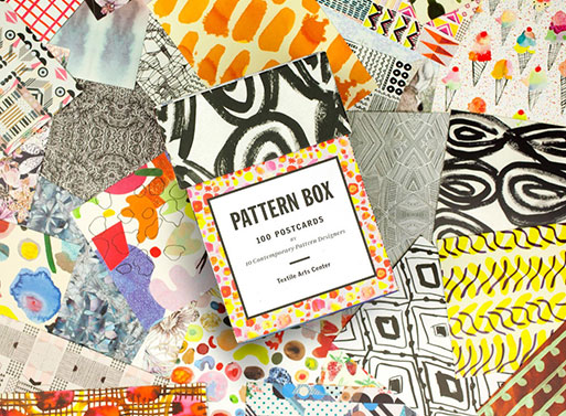 The Pattern Box, 100 Postcards