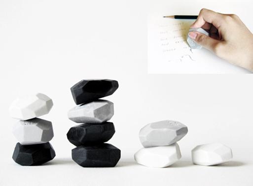 Pebble Eraser