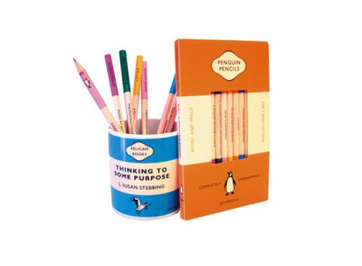 Penguin Pencils